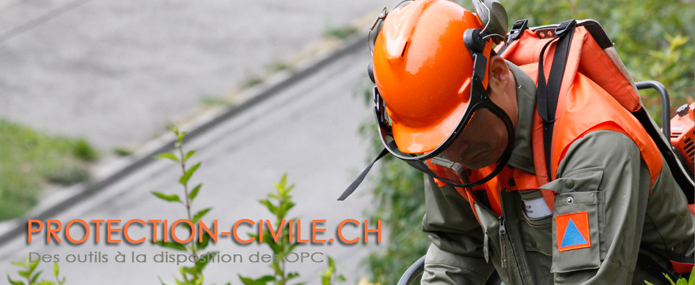www.protection-civile.ch, des outils à la disposition des organisations de protection civile